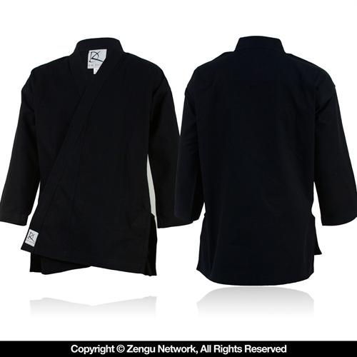 KD Elite Heavyweight Black Karate Jacket